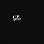 Мужская футболка C.P. Company Goggle Hood Back Print Caviar фото- 2