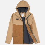 Мужская демисезонная куртка adidas Originals x Spezial ETA Anorak Hemp/Timber фото- 1