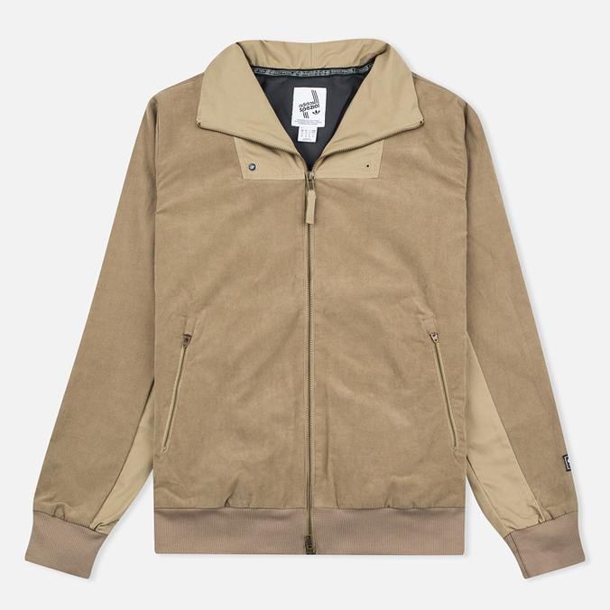 adidas Originals x Spezial Settend II TT Temp Men`s Jacket Khaki/Hemp