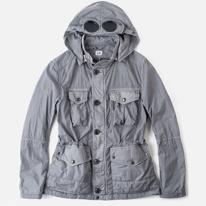 C.P. Company Giacca Chrome Men's Jacket Grey