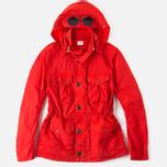 Мужская демисезонная куртка C.P. Company Giacca Chrome Red фото- 0
