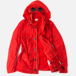 Мужская демисезонная куртка C.P. Company Giacca Chrome Red фото- 1