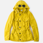C.P. Company Giacca Chrome Men's Jacket Yellow photo- 0
