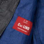 Мужская демисезонная куртка C.P. Company Giacca Sfoderata Lino Black фото- 5