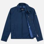 Мужская демисезонная куртка Hackett Classic Blouson Navy фото- 1