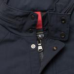 Мужская демисезонная куртка Hackett Velospeed Navy фото- 5