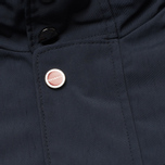 Мужская демисезонная куртка Hackett Velospeed Navy фото- 4