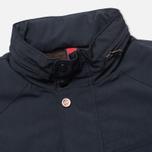 Мужская демисезонная куртка Hackett Velospeed Navy фото- 3