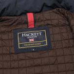 Мужская демисезонная куртка Hackett Velospeed Navy фото- 9