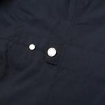 Мужская демисезонная куртка Hackett Velospeed Navy фото- 8
