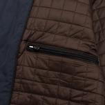 Мужская демисезонная куртка Hackett Velospeed Navy фото- 14