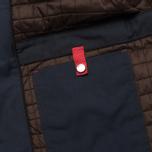 Мужская демисезонная куртка Hackett Velospeed Navy фото- 13