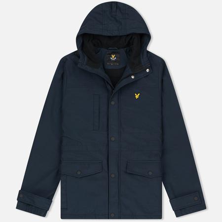 Lyle & Scott Micro Fleece Men's Jacket Navy