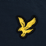 Мужская демисезонная куртка Lyle & Scott Micro Fleece Navy фото- 5