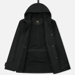 Мужская демисезонная куртка Lyle & Scott Micro Fleece True Black фото- 1