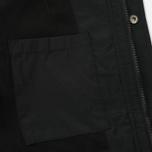 Мужская демисезонная куртка Lyle & Scott Micro Fleece True Black фото- 4