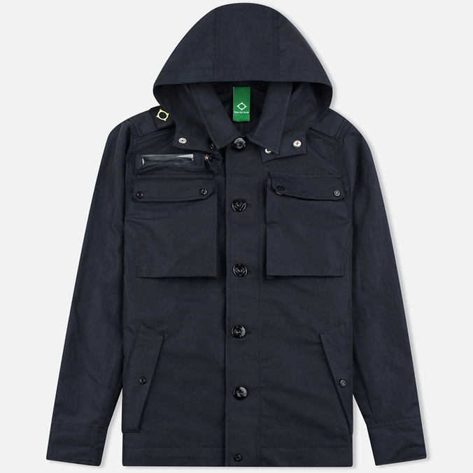 MA.Strum Tropical Fleet Men`s Jacket Dark Navy