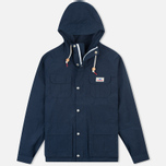 Мужская демисезонная куртка Penfield Vassan Navy фото- 0