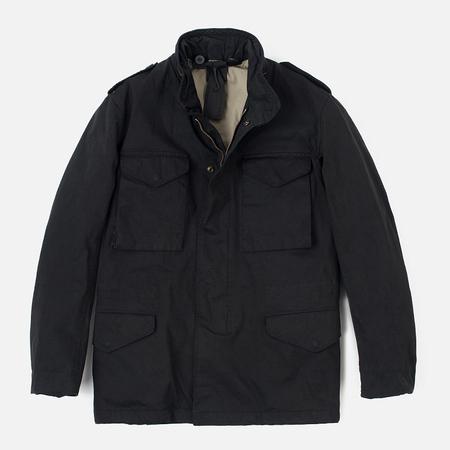 Ten C Field Men's Jacket Black