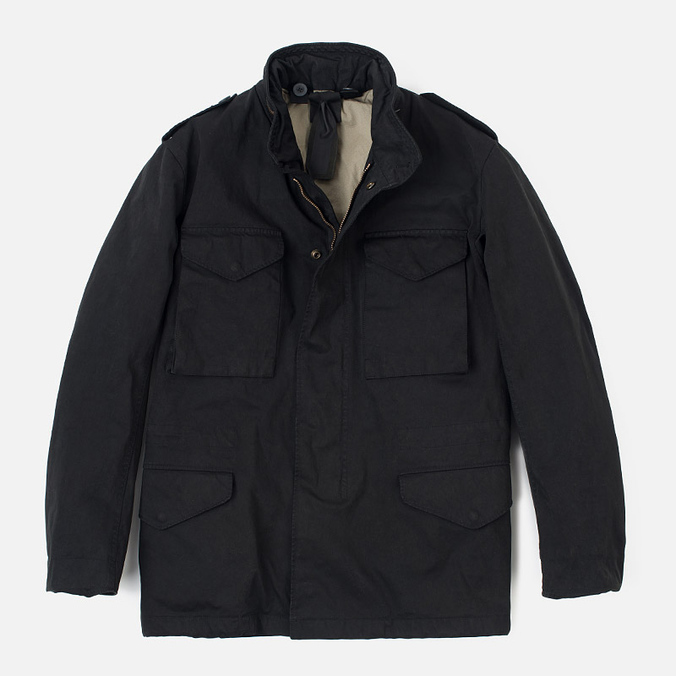 Ten C Field Men's Jacket Black