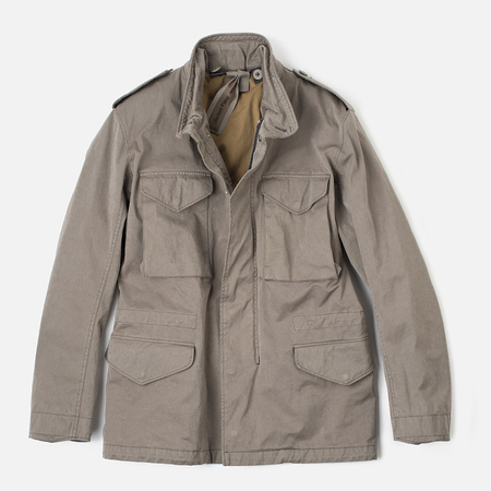 Ten C Field Men's Jacket Grey