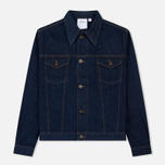 Мужская джинсовая куртка Calvin Klein Jeans Est. 1978 Denim Trucker Panel Rinse Indigo фото- 0