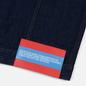Мужская джинсовая куртка Calvin Klein Jeans Est. 1978 Denim Trucker Panel Rinse Indigo фото - 5