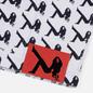 Мужская джинсовая куртка Calvin Klein Jeans Est. 1978 Icon Trucker All Over Print Brooke Black фото - 5