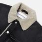 Мужская джинсовая куртка Calvin Klein Jeans Sherpa Denim Gray фото - 1