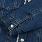 Мужская джинсовая куртка Calvin Klein Jeans Sherpa Regular Fit Mid Blue фото - 4