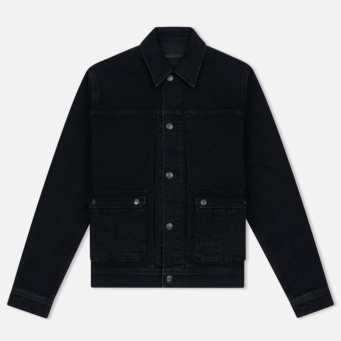 Мужская джинсовая куртка Edwin Rider Black