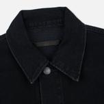 Мужская джинсовая куртка Edwin Rider Black фото- 2