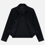 Мужская джинсовая куртка Edwin Rider Black фото- 1