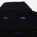 Мужская джинсовая куртка Edwin Rider Black фото- 4