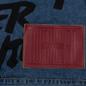 Мужская джинсовая куртка Evisu EK Graffiti Faux 3 In 1 Padded Denim Indigo Med Tone фото - 7