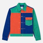 Мужская джинсовая куртка Garbstore Assembly Multicolour фото- 0