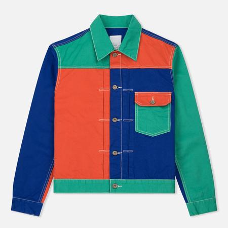 Мужская джинсовая куртка Garbstore Assembly Multicolour