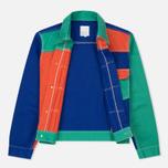 Мужская джинсовая куртка Garbstore Assembly Multicolour фото- 2