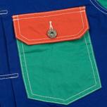 Мужская джинсовая куртка Garbstore Assembly Multicolour фото- 3