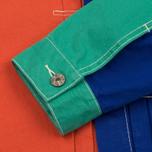 Мужская джинсовая куртка Garbstore Assembly Multicolour фото- 4
