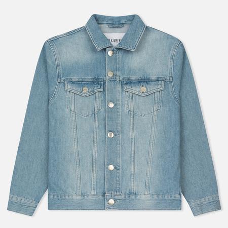 Мужская джинсовая куртка Han Kjobenhavn Base Heavy Stone