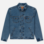 Мужская джинсовая куртка Levi's Orange Tab Trucker Garrett фото- 0