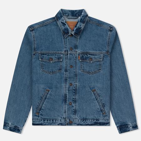 Мужская джинсовая куртка Levi's Orange Tab Trucker Garrett