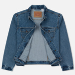 Мужская джинсовая куртка Levi's Orange Tab Trucker Garrett фото- 2