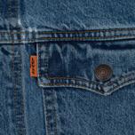 Мужская джинсовая куртка Levi's Orange Tab Trucker Garrett фото- 3