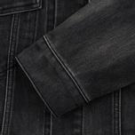 Мужская джинсовая куртка Levi's Skateboarding Skate Trucker Black Battery фото- 3