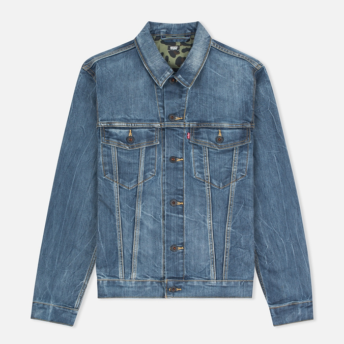 Levi's Skateboarding Trucker Battery Men's Denim Jacket