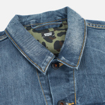 Levi's Skateboarding Trucker Battery Men's Denim Jacket photo- 2