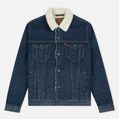 Levi's The Shepra Trucker Men's Denim Jacket Lucky Town
