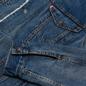 Мужская джинсовая куртка Levi's The Sherpa Trucker Medium Blue фото - 2